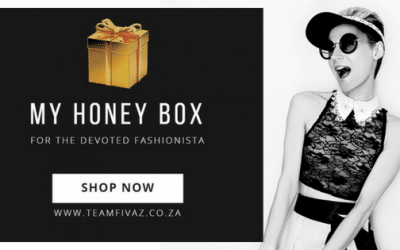 Introducing MY HONEY BOX